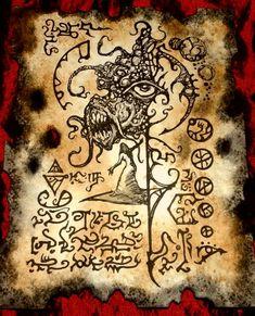 Doorway to Yog Sothoth by MrZarono.deviantart.com on @DeviantArt