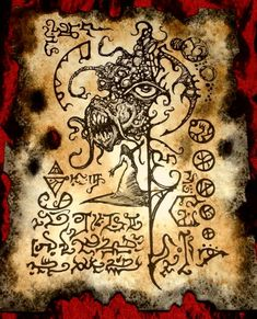Doorway to Yog Sothoth by MrZarono.deviantart.com on @DeviantArt