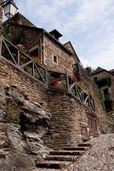 Belcastel ~ Aveyron ~ Midi-Pyrénées ~ France
