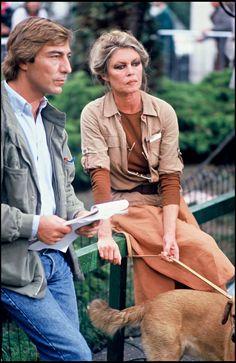 Ils ont été ensemble : Brigitte Bardot et Allain Bougrain-Dubourg Check more at…