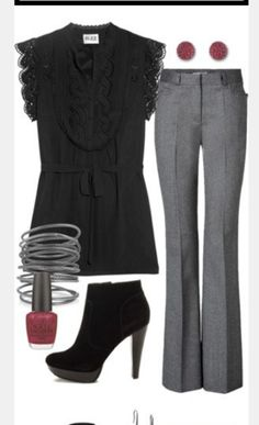 LOLO Moda: Elegant women fashion #high_fashion #outfits