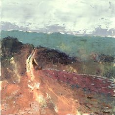 Landscape Painting on paper.