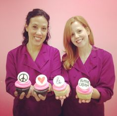COULDN'T HAVE SAID IT BETTER MYSELF!! HAPPY NATIONAL CUPCAKE DAY!! ENJOY ... AND EAT ONE for ME!! (DEC 15)