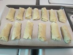 Keeza's Freezer Meals: Pork Egg Rolls