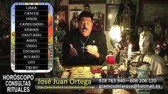 Horóscopo, consultas y ritual - José Juan Ortega