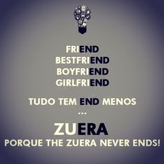 Never ends! Ha