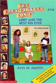 the babysitters club book 116 - Google Search