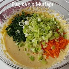 Turkish Recipes, Ethnic Recipes, Leek Recipes, Breakfast Menu, How To Eat Less, Diet And Nutrition, Food Presentation, No Cook Meals, Side Dishes