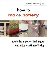 Ceramic Arts Daily – A Potter Shares a Simple Technique for Making Texture Stamps with Natural Objects