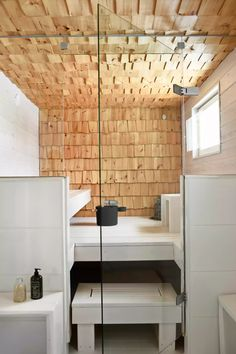 Sauna Design, Saunas, Bathroom Interior, Interior Inspiration, Divider, House, Furniture, Home Decor, Compact