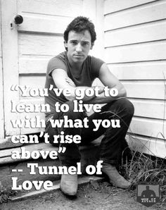 17 Bruce Springsteen Lyrics & Songs That Sound Like Motivational Quotes Bruce Springsteen Videos, Springsteen The River, Springsteen Concert, Bruce Springsteen The Boss, Now Quotes, Lyric Quotes, Motivational Quotes, Inspirational Quotes, Elvis Presley