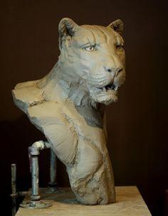 Leopard bronze limited edition by #Neil Parkin.sculptor Sculptures, Lion Sculpture, Bronze, Statue, Art, Art Background, Kunst, Performing Arts, Sculpture