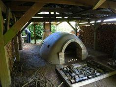 Nearly finished kiln | Svend Bayer Pottery