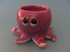 Pink octopus Germany