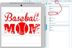 Distressing how to! Silhouette CAMEO Modify tool and using the subtract tool