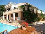 Villa in El Toro, Nr. Santa Ponsa, Mallorca. Private pool. Holiday rental direct from owner B1073
