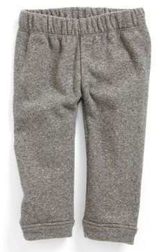 The North Face 'Glacier' Fleece Pants (Baby Boys) available at #Nordstrom