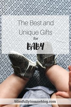 The Best and Unique Baby Gifts - Blissfully Insane Toddler Fun, Toddler Toys, Toddler Activities, Cute Kids Fashion, Baby Boy Fashion, Kids Clothing Brands, Clothing Stores, Unique Baby Gifts, Fun Gifts