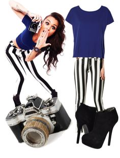 """Cher Lloyd Style"" by linavega ❤ liked on Polyvore"