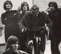 Pink Floyd all of them