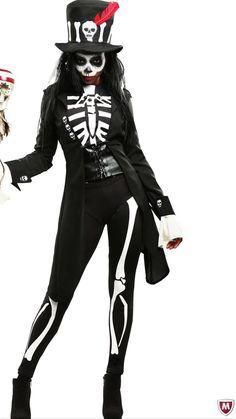 Fancy Dress Women Voodoo Halloween Outfit Plus Size XL Brand New | Clothes Shoes u0026  sc 1 st  Pinterest & Resultado de imagem para steampunk mad hatter female costume | cute ...
