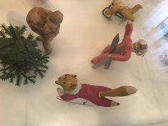 Выставка «Возвращение в Новый год», музей Новоиерусалимского монастыря, Истра, 2017-2018 г Ватная игрушка