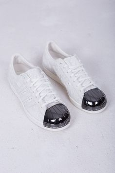 online store 09945 cce4c Adidas Superstar 80s Metal Toe︱See more at www.grandpa.se Adidas Superstar