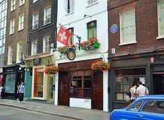Soho~ London, England