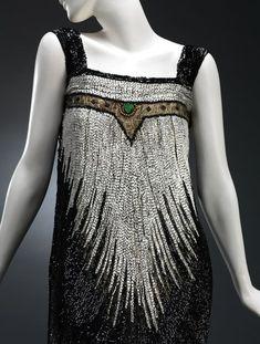 Вечерние платья 1920-х гг.