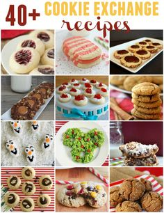 40 Delicious Christmas Cookie Recipes That Are Easy to Make  - Somewhat Simple