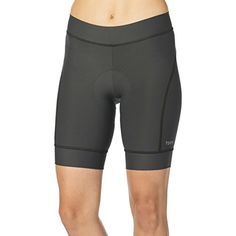 Terry 2017 Women's Breakaway Cycling Short - 610098 (Charcoal (Grey) - M), Size: Medium Bicycling Magazine, Performance Cycle, Climbing Shoes, Hipster Shirts, Boyfriend Tee, Red Shirt, T Shirts With Sayings, Mens Tees, Shirt Outfit