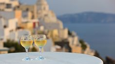 Try these wines for a taste of Santorini