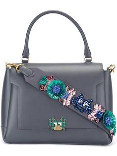 Anya Hindmarch средняя сумка-тоут 'Arcade'
