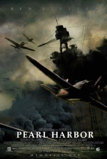 Pearl Harbor follows the story of two best friends, Rafe and Danny, and their love lives as they go off to join the war.    Director: Michael Bay  Writer: Randall Wallace  Stars: Ben Affleck, Kate Beckinsale and Josh Hartnett
