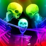 Spooky Scary Skeletons (Custom Music!)