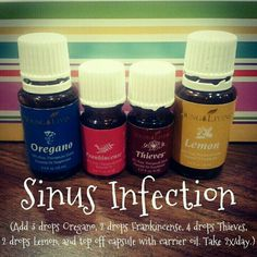 Helpful Aromatherapy Strategies For Essential Oils Sinus Essential Oils Sinus, Oils For Sinus, Essential Oil Diffuser Blends, Essential Oil Uses, Young Living Oils, Young Living Essential Oils, Melaleuca, Yl Oils, Perfume