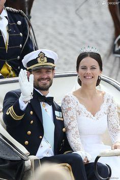 Prince Carl Philip of Sweden and Sofia Hellqvist