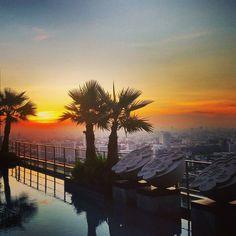 Good morning Bangkok #bangkok #sunrise