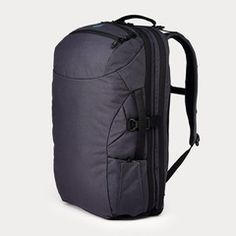 Minaal is probably the most thought-out travelling backpack ever. Smooth design and attention to details that are crucial for all modern nomads.