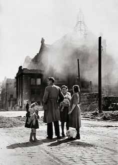 Nuremberg 1945. Robert Capa