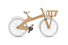 Wooden Bike for Coco-Mat on Behance E Bicycle, Wooden Bicycle, Wood Bike, Wooden Wagon, Go Kart, Balance Bike, Pedal Cars, Cool Bicycles, Bike Design