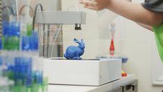 Frog Crowdfunds A $250 3-D Printer THE MOD-T 3-D PRINTER; DETAILS.