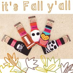 Get freaky this #Fall with one of our favorite #freakers! And how perfect is the #new Laces Out freaker for #gameday?!? All are available at sweetbluegifts.com