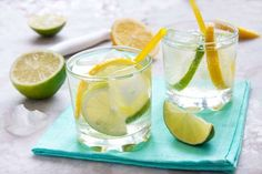 Gin cocktails - iStockphoto/Getty Images