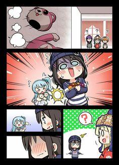 Beautiful Dark Art, Music Games, Kokoro, Kawaii Anime Girl, Yuri, Cool Girl, Anime Art, Manga, My Favorite Things