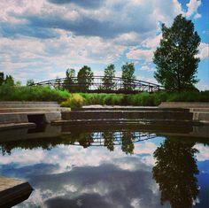 Westerly Creek- photo credits go to our summer intern Xavier Cunningham