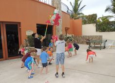 Kids Club At Hilton Los Cabos Beach and Golf Resort