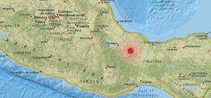 Durante la noche de ayer se registraron dos sismos de 5.0 grados en la escala de Ritcher en los estados Guerrero y Oaxaca a las 19:21 y 23:25, respectivamente. En ninguna de las entidades se declararon daños materiales.