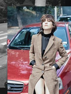 Charlotte Gainsbourg is the Cover Girl of L'Express Styles Magazine Jane Birkin, Kate Barry, Gainsbourg Birkin, Devon Windsor, Best Actress Award, Charlotte Gainsbourg, Lou Doillon, French Actress, English Actresses