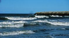 Hermosa tarde en Playa Unión, nada de frío, para no dejar pasar,..Ideal para tomar unos mates.- Playa unión Rawson Chubut Argentina.-